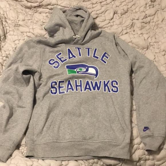 Nike Tops - Seattle Seahawks Hoody